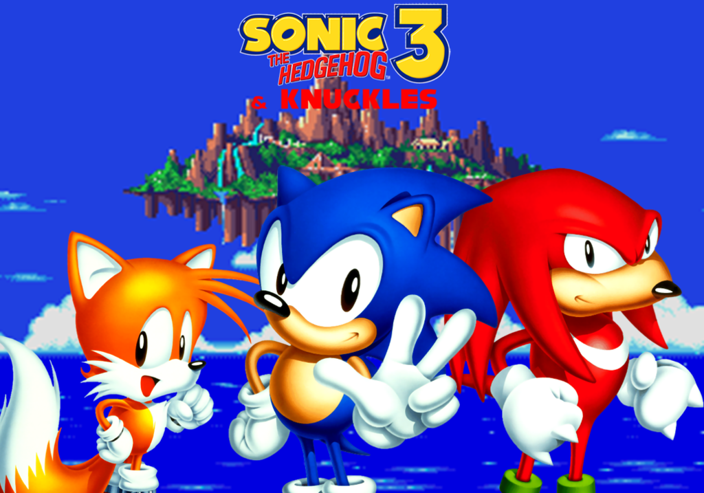 sonic 3 knuckles scenome. Black Bedroom Furniture Sets. Home Design Ideas